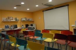 Decoramos sala de médicos hospital Parc Tauli (Sabadell)