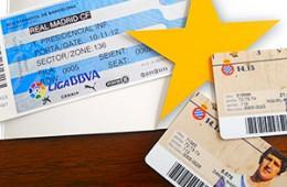 Isaias va al partit de futbol Espanyol – Real Madrid