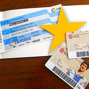 Partido Español - Real Madrid
