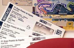 Entrades Fórmula 1 per en Jordi