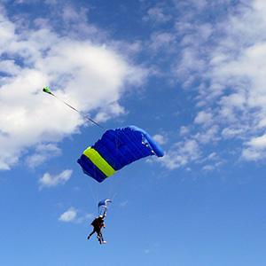 Salts en paracaigudes