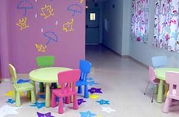 Decoramos sala de juegos hospital Josep Trueta (Girona)