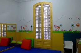 Decoramos centro educación especial ESTIMIA