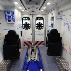 Bienvenidos a la «Ambulancia submarina»
