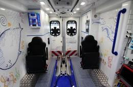 ¡¡¡ Bienvenidos a la ambulancia submarina !!!