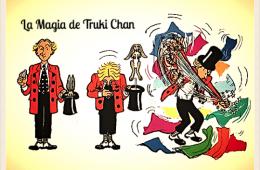TRUQUI-CHAN visita La Casa dels Xuklis