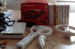 Wii + Juegos Casa McDonald