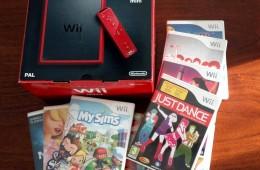 Wii + Jocs Casa Xuklis