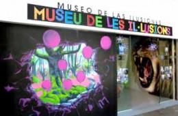 Visita al Museu de les Il·lusions