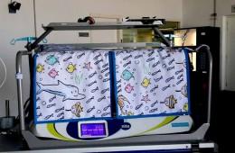 Cobertores para las incubadoras