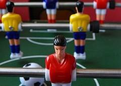 Futbolí per l'hospital Vall d'Hebrón