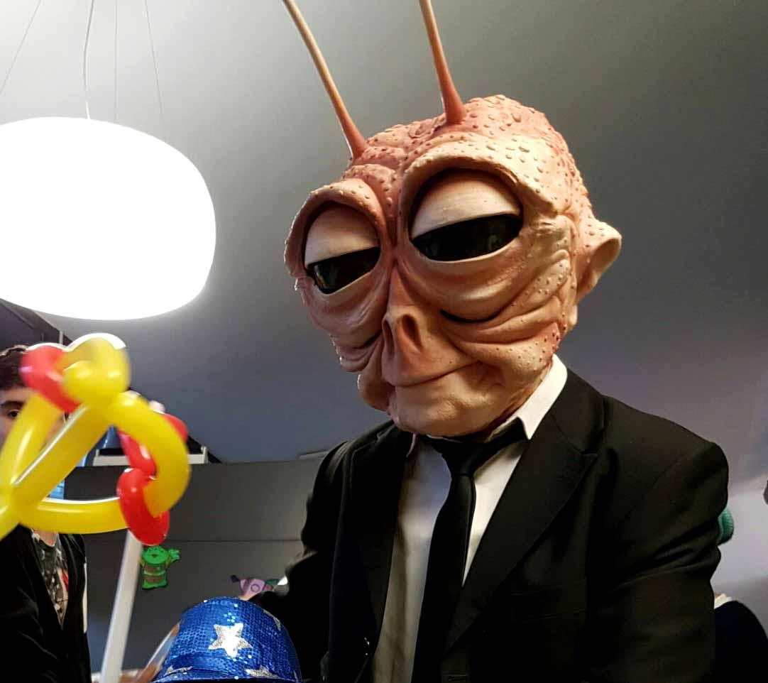 Casa Xuklis-Alien