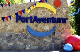 Cap de setmana a Port Aventura pel Dídac