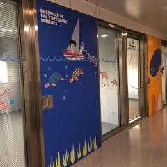 Humanización UCI Pediátrica Hospital Joan XXIII (Tarragona)