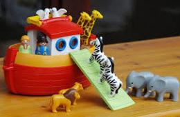 Regalos de Navidad para los niños del Hospital Can Ruti (Badalona)
