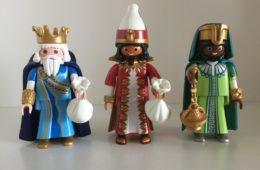 Els Reis Mags visiten la Casa McDonald