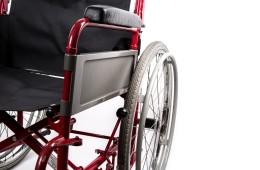 Cadira de rodes per l'Iker