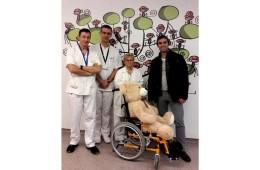 Cadira de rodes UCI Pediàtrica