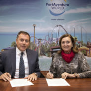 10 anys de Teaming a PortAventura World