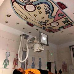 Humanización Hospital de Nens