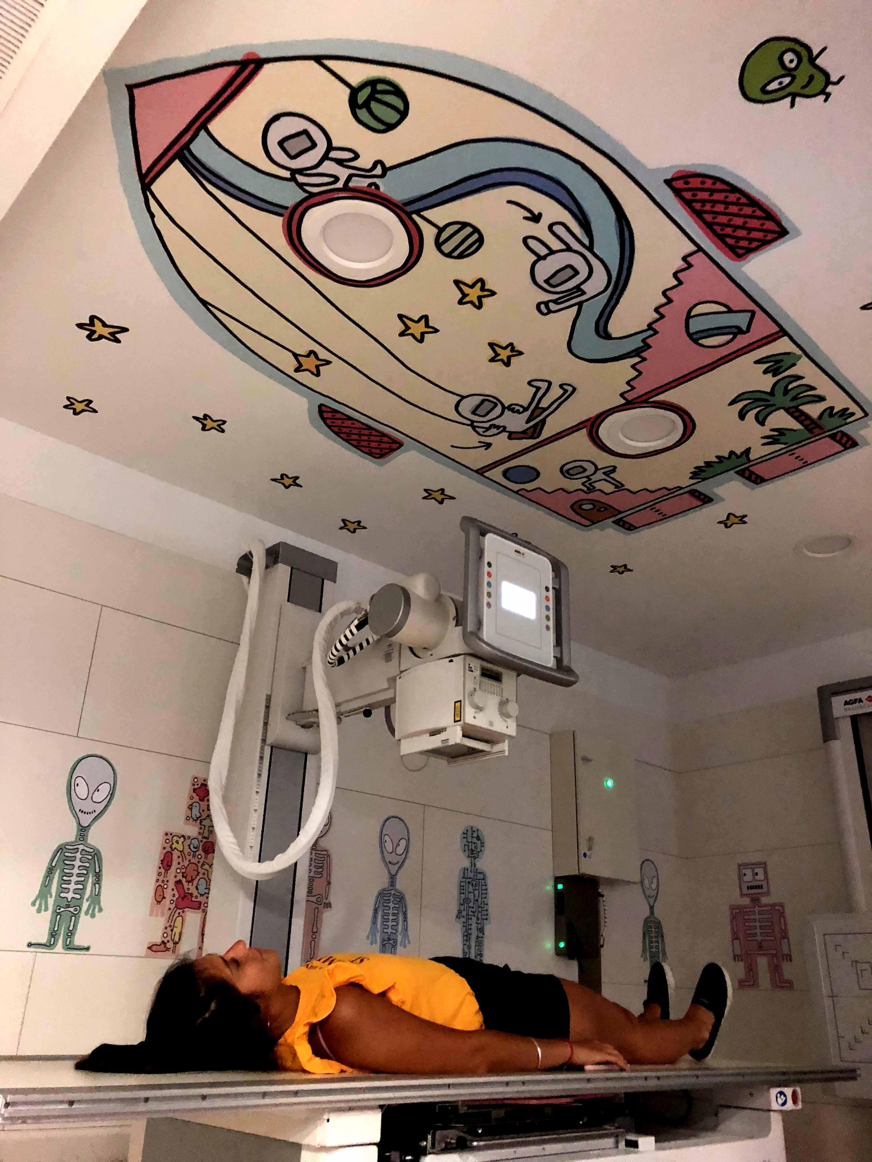 Humanització Hospital de Nens
