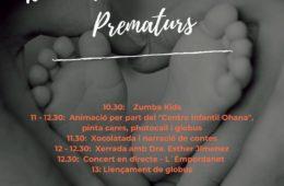 Dia Mundial Nen prematur Hospital Josep Trueta
