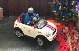 Cotxe per la Casa McDonald